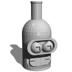 Impresiones 3D gratis Boquilla Cachimba Bender, josea_92