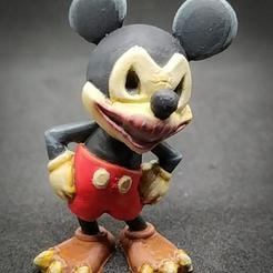 photo_2020-10-14_17-07-00.jpg Download free STL file Creepy Mickey • 3D printable object, CJLeon