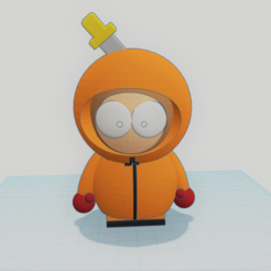 Captura de pantalla (361).png Télécharger fichier STL gratuit kenny South Park • Design imprimable en 3D, CJLeon