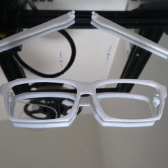 Download free 3D printing models Zero Glasses, CJLeon