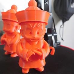 Descargar Modelos 3D para imprimir gratis Gohan - DBZ, CJLeon