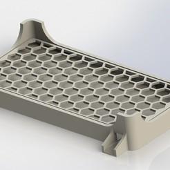 Jabonera.JPG Download STL file Kitchen Spongeholder • 3D print model, CMS