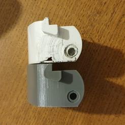 Descargar archivos 3D pivote derecho / pivote izquierdo puerta de la ducha kinedo, clem103