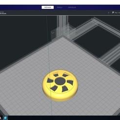Descargar modelos 3D gratis Tapa de regulador Doppler ER1, clem103