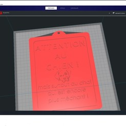 logo-de-tête-de-chien-de-labrador-72012450.jpg Download free STL file watch out for the dog but the cat • Design to 3D print, clem103