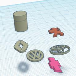 Captura.PNG Télécharger fichier STL Enjoliveur de roue • Design à imprimer en 3D, aguantedaeljr