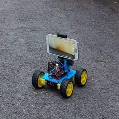 Télécharger objet 3D gratuit Comment faire un cameraman RC Car, speedkornet