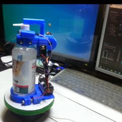 Télécharger objet 3D gratuit Comment fabriquer un distributeur automatique de nettoyant pour les mains, speedkornet