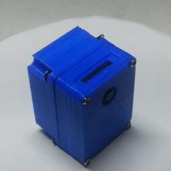 1-CameraWebServer.mp4_000008475.png Télécharger fichier STL gratuit Création d'un mini serveur web de caméra wifi ESP-32 • Modèle à imprimer en 3D, speedkornet