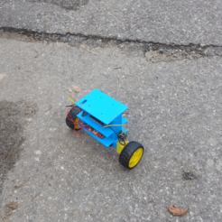 Download free 3D model Making a Self Balancing 2WD Robot Car, speedkornet
