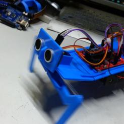Download free 3D printing models How to make a mantis robot, speedkornet