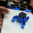 Download free 3D printing files Create Smartphone Control Quadruped Spider Robot(OTTO QUAD), speedkornet
