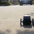 2부_리틀보이.mp4_000048648.png Download free STL file How to make a little robot controlled by smartphone • 3D printer design, speedkornet