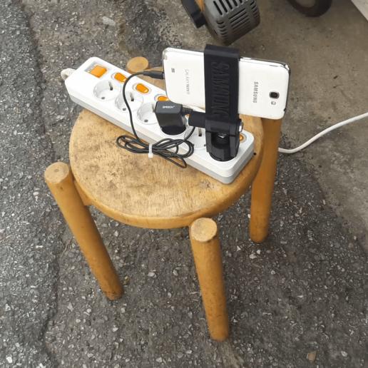 Télécharger fichier 3D gratuit Créez un cctv sur votre smartphone avec une imprimante 3D, speedkornet