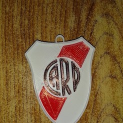 Download 3D printing files river plate, AICRAG3D