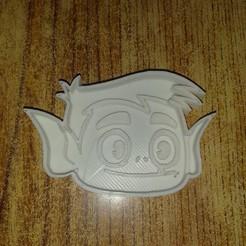 3D printer models Cutting boy beast, cristian_ariel_garcia