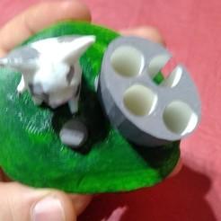 3D print model Moana pencil pig Pua, cristian_ariel_garcia