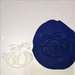 Download 3D printing models Cutting glasses, AICRAG3D