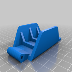 Download free 3D print files Nerf Stryfe Jam Door, tbr