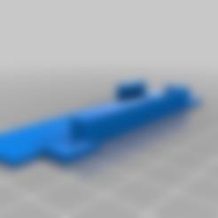 Télécharger objet 3D gratuit Stryfe Britnerf Mosfet Holder, tbr
