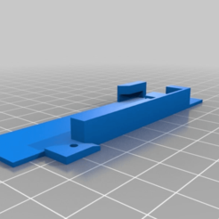d387db9d71e8fd2cf3b15ba16b75592c.png Download free STL file Stryfe Britnerf Mosfet Holder • Design to 3D print, tbr