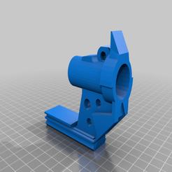 Stryfe_Muzzle_and_UnderBarrel_-_v2_-_OFPv1.png Télécharger fichier STL gratuit Tonneau de Stryfe et rail de Picatinny • Plan pour imprimante 3D, tbr