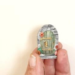 20200315_120009-01.jpeg Télécharger fichier STL Porte des fées • Modèle pour impression 3D, Cuque