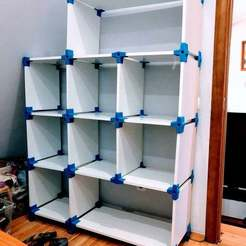 IMG_6788.jpg Download free STL file Zavr - Modular Shelf system for brave girls • 3D printing design, shumeyko