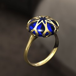 Download 3D printing models Lantern Ring, danu_t94