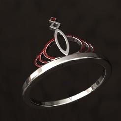 STL Z Ring, danu_t94
