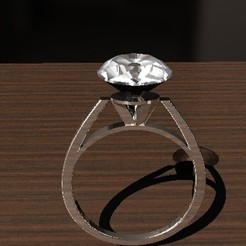 3D printer models Engage Ring, danu_t94