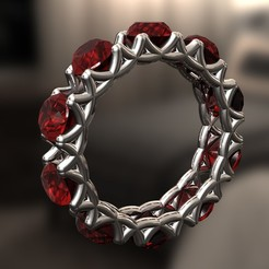 Download 3D print files XX Ring ・ Cults