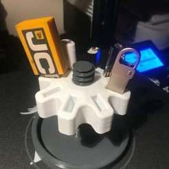 Télécharger fichier STL gratuit Range clé USB • Modèle imprimable en 3D, stef32