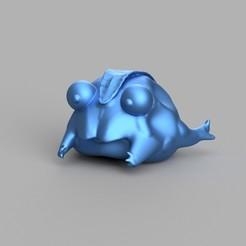 ImagenCults1.jpg Télécharger fichier STL Ranitaderbosque • Plan pour imprimante 3D, Pasanus