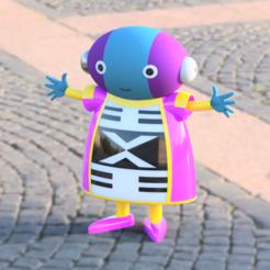 Impresiones 3D Zen-Oh Sama, Pasanus
