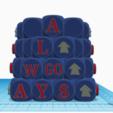 12.png Télécharger fichier STL gratuit Pot de fleurs - Crayon GO ! • Objet pour imprimante 3D, jolucomo