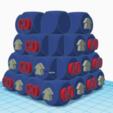 8.png Télécharger fichier STL gratuit Pot de fleurs - Crayon GO ! • Objet pour imprimante 3D, jolucomo