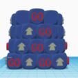 7.png Télécharger fichier STL gratuit Pot de fleurs - Crayon GO ! • Objet pour imprimante 3D, jolucomo