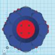 1.png Télécharger fichier STL gratuit Pot de fleurs - Crayon GO ! • Objet pour imprimante 3D, jolucomo