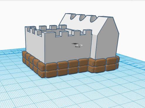 5.png Download free STL file House Lapicero • 3D printable model, jolucomo