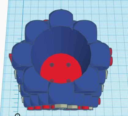 2.png Télécharger fichier STL gratuit Pot de fleurs - Crayon GO ! • Objet pour imprimante 3D, jolucomo