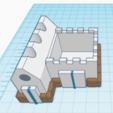 Impresiones 3D gratis Casa Lapicero, jolucomo