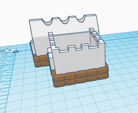 4.png Download free STL file House Lapicero • 3D printable model, jolucomo