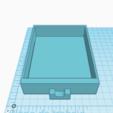 1.png Télécharger fichier STL gratuit Tiroir à disquette 3 1/2 • Plan pour imprimante 3D, jolucomo