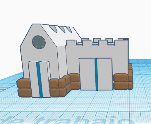 2.png Download free STL file House Lapicero • 3D printable model, jolucomo