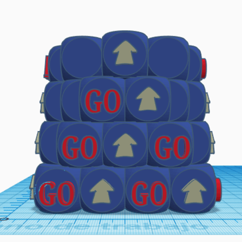 4.png Télécharger fichier STL gratuit Pot de fleurs - Crayon GO ! • Objet pour imprimante 3D, jolucomo
