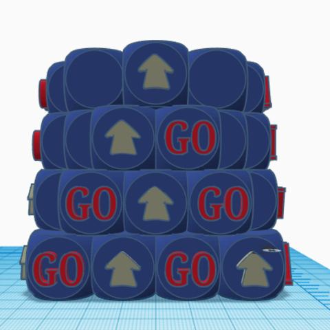10.png Télécharger fichier STL gratuit Pot de fleurs - Crayon GO ! • Objet pour imprimante 3D, jolucomo
