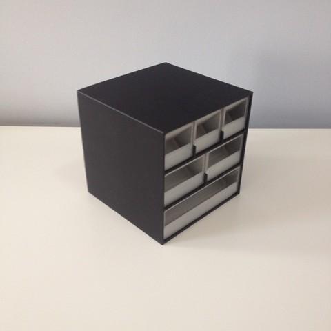 photo_2_4_display_large.jpg Download free STL file Storage Cubes • 3D print object, Morcelkin