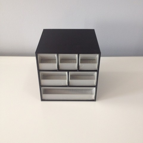 photo_1_4_display_large.jpg Download free STL file Storage Cubes • 3D print object, Morcelkin