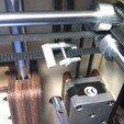 Download free 3D printing templates Ultimaker Belt Tensioner, Morcelkin